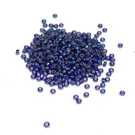 MIYUKI Rocaille 15-0 Lined Dark Blue Luster 8g