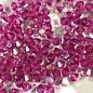 Preciosa Crystal 4mm Bicone Fuchsia AB 144pcs