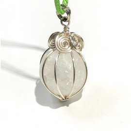 Caged Wire Pendant Class