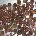 Preciosa Crystal 4mm Bicone Crystal Capri Gold 144pcs