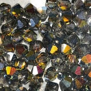 Preciosa Crystal 4mm Bicone Crystal Marea 2X 144pcs