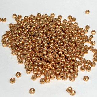 MIYUKI Rocaille 8-0 Galvanized Yellow Gold 25g
