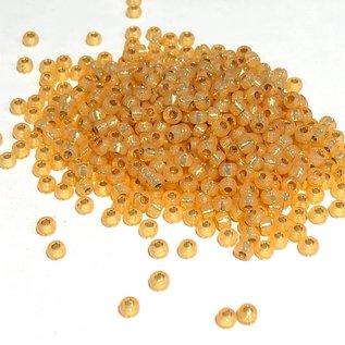 MIYUKI Rocaille 8-0 Lt Yellow / Orange S/L Alab 25g