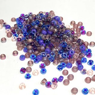 MIYUKI Rocaille 8-0 Mix Lilacs 25g