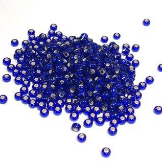 MIYUKI Rocaille 8-0 Silver Lined Cobalt Blue 25g