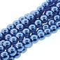 PRECIOSA Crystal Pearls 3mm Persian Blue 150Bd