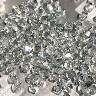 Preciosa Crystal 3mm Bicone Crystal Lagoon 144pcs