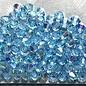 Preciosa Crystal 3mm Bicone Aquamarine AB 144pcs