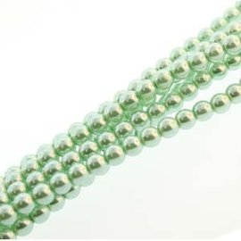 PRECIOSA Crystal Pearls 4mm Chrysolite 120pcs