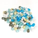 SuperDuo MIX Sea Pearl 22.5g Tube