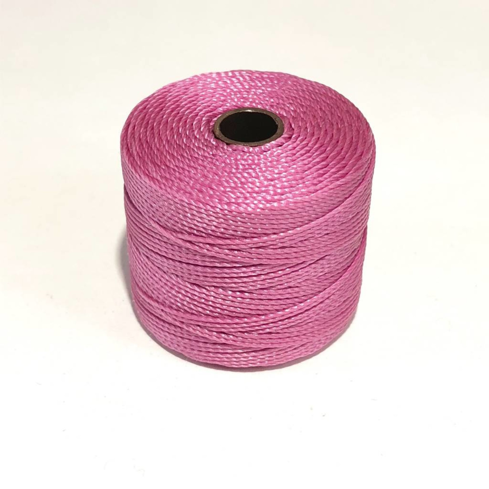 S-Lon Nylon Bead Cord Light Orchid 77Yd Roll