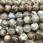 LABRADORITE Natural Grade A 8mm Round