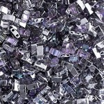 MIYUKI Tila Half Cut Trans Crystal Light Vitrail 10g