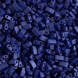MIYUKI Tila Half Cut Opaque Cobalt Matte 10g