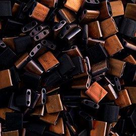 MIYUKI Tila Matte Black Opaque Sunset 10g
