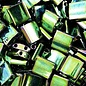 MIYUKI Tila Metallic Green Iris 10g