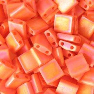 MIYUKI Tila Matte Opaque Orange AB 10g