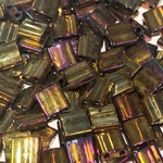 MIYUKI Tila Metallic Gold Iris 10g
