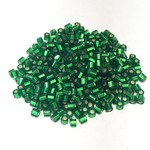 TOHO Hex 8-0 S/L Frosted Grass Green 20g Tb