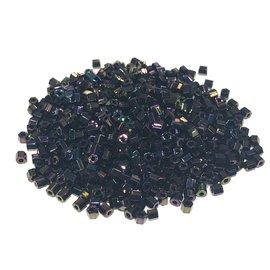 TOHO Hex 11-0 Metallic Iris - Purple 20g Tb