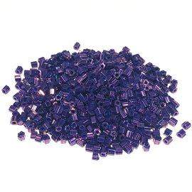 TOHO Hex 11-0 Higher Metallic Grape 20g Tb