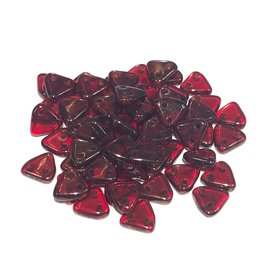 CzechMates TRIANGLE Slvershn Ruby 10g