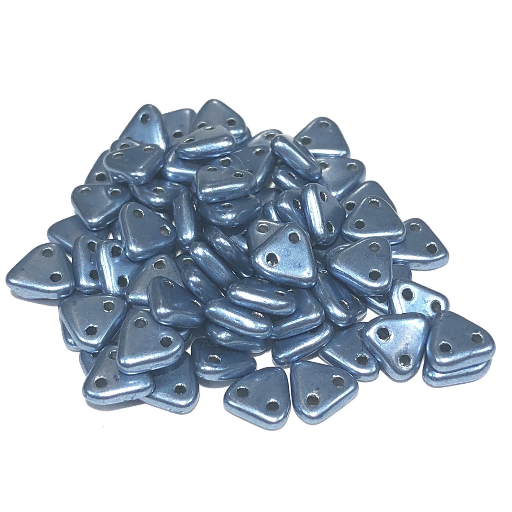 CzechMates CzechMates TRIANGLE Metallic Neutral Grey 10g