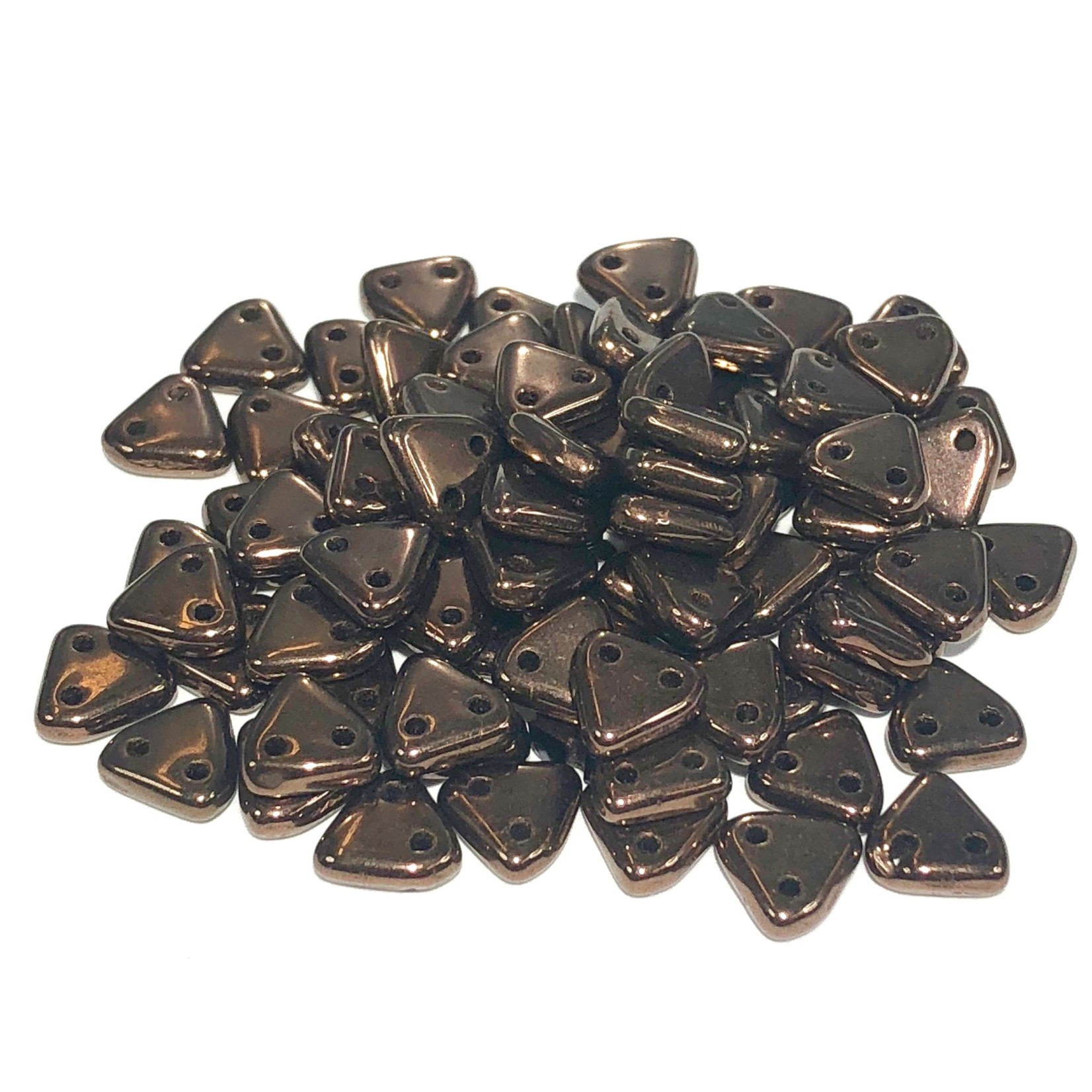 CzechMates CzechMates TRIANGLE Dark Bronze 10g
