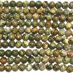 RAIN FOREST Jasper (Rhyolite) Natural 10mm