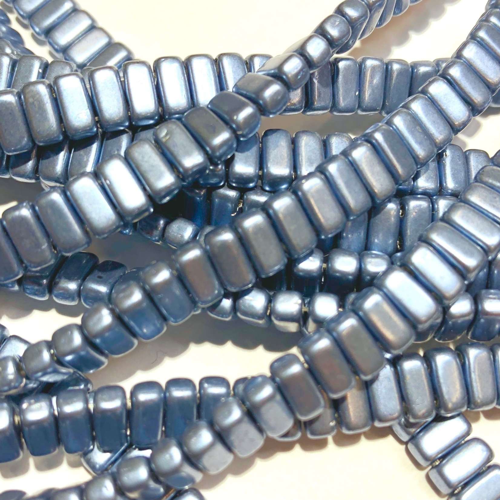 CzechMates CzechMates BRICKS Saturated Metallic Neutral Gray