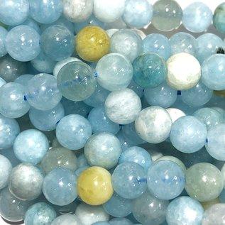 AQUAMARINE Natural Colours 6mm Round