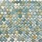 AQUAMARINE Natural Colours 8mm Round
