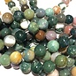 INDIAN AGATE Natural 8mm Round
