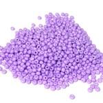 PRECIOSA 10-0 Seed Beads Chalk Purple Solgel 22.5g