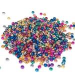 PRECIOSA 10-0 Seed Beads Metallic Multi 22.5g