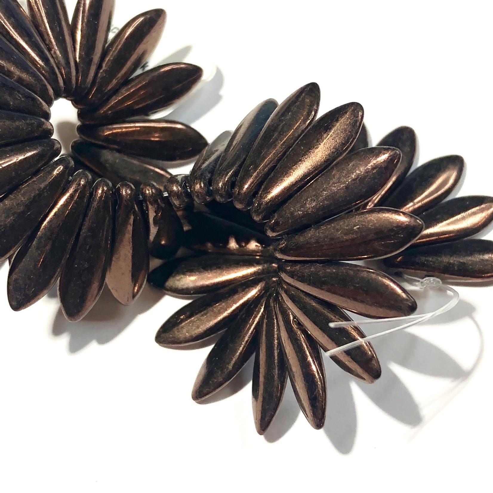 CzechMates CzechMates Daggers Dark Bronze