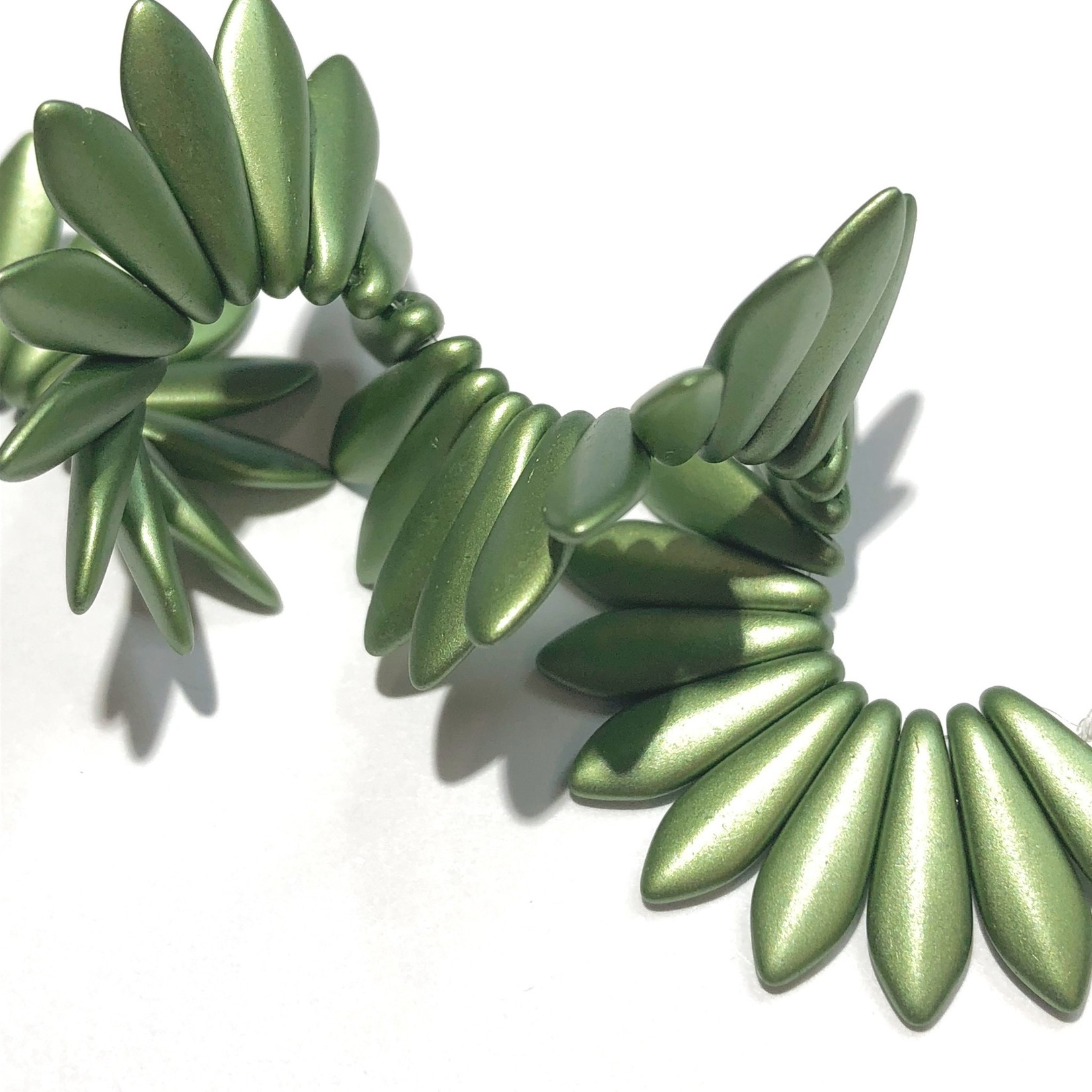 CzechMates Daggers Olive Green
