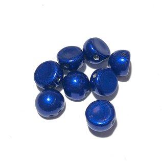 CzechMates CABOCHON Sat Met Lapis Blue 10g