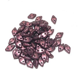 CzechMates DIAMOND Saturated Met Red Pear 10g