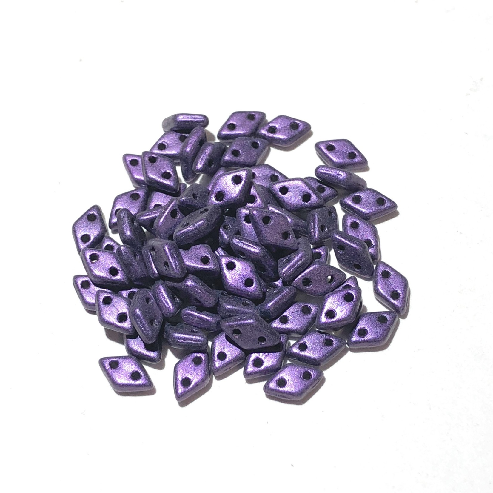 CzechMates DIAMOND Metallic Suede - Purple 10g