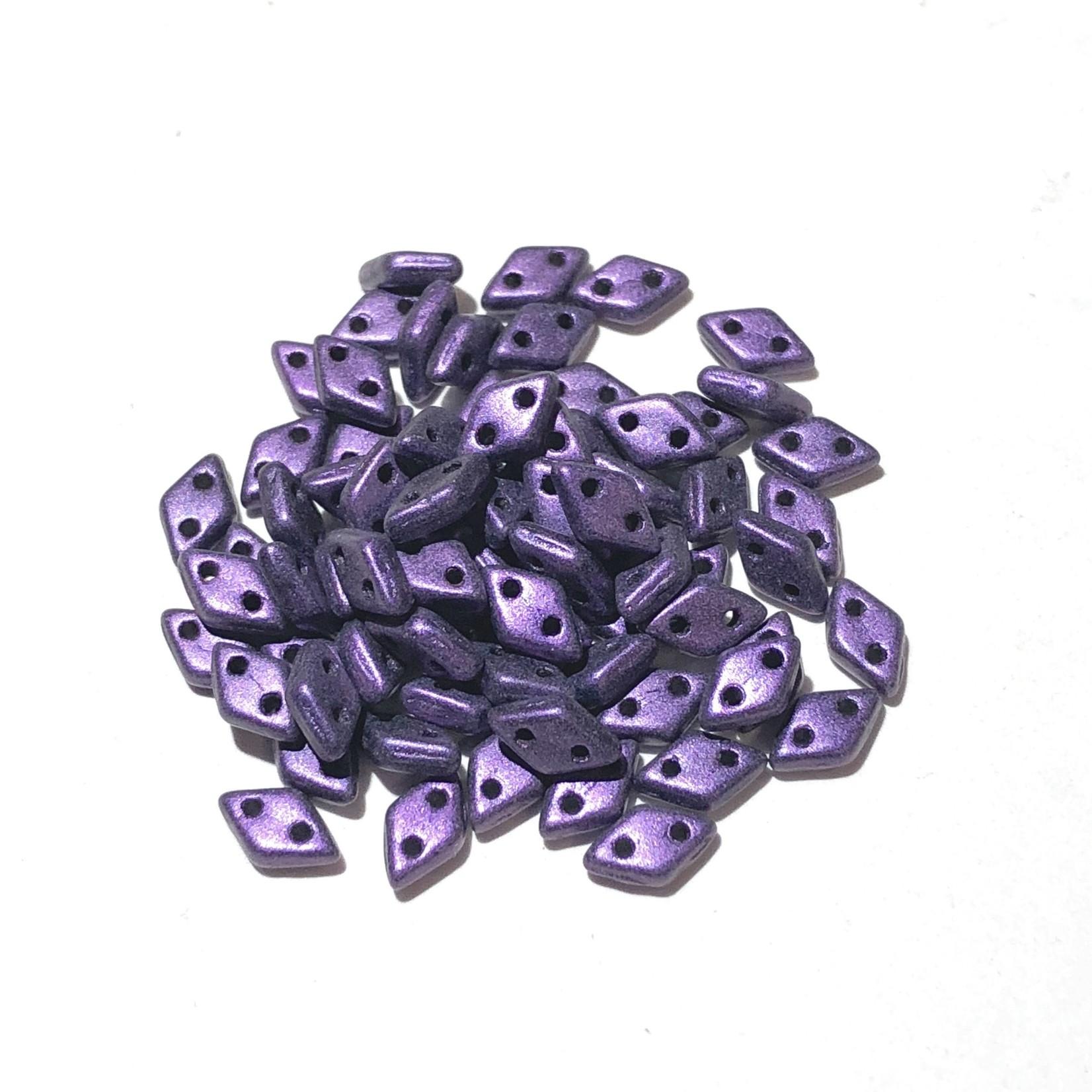 CzechMates CzechMates DIAMOND Metallic Suede - Purple 10g