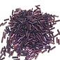 MIYUKI Bugle #2 Metallic Dark Raspberry 25g