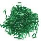 MIYUKI Bugle #2 Silver Lined Green 25g