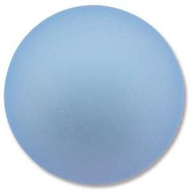 Lunasoft Cabochon Round 24mm Sky Blue