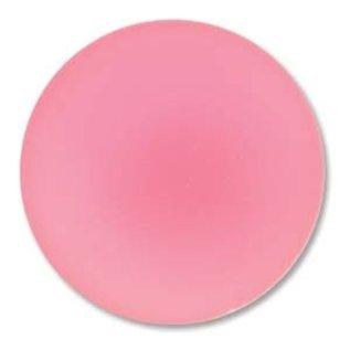 Lunasoft Cabochon Round 24mm Watermelon