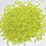 PRECIOSA 10-0 Seed Beads Shiny Yellow 22.5g
