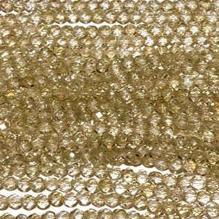 MATUBO Firepolish Crystal Twilight 4mm