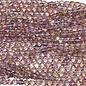 MATUBO Firepolish Medium Amethyst AB 4mm