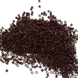 MIYUKI Delica 11-0 Chocolate Brown 10g