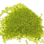 MIYUKI Rocaille 11-0 Silver Lined Chartreuse 25g